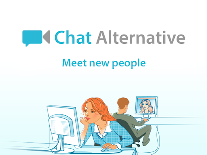 Chat Alternative App -chatrad.net- free chat rooms